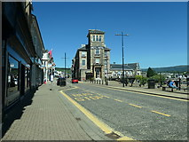 NS1776 : Argyll Hotel, Argyll Street, Dunoon by Christine Johnstone