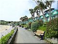 SS6087 : Promenade, Langland Bay by Eirian Evans