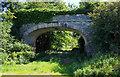 J5478 : Old railway bridge near Donaghadee by Rossographer