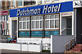 SD3034 : The Dutchman Hotel on the Blackpool Promenade by Garry Cornes