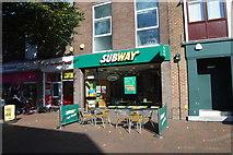 SZ6299 : High Street, Gosport (3) by Barry Shimmon