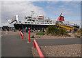 NS2242 : MV Caledonian Isles, Ardrossan by Craig Wallace