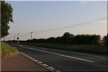 SP9878 : The A6116, Islip by David Howard