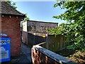 SU1487 : Disused public conveniences, Whitworth Road, Swindon (2) by Brian Robert Marshall