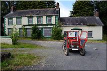 H4277 : O'Doherty Bros Shop, Gortnacreagh by Kenneth  Allen