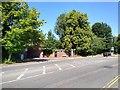 SU1583 : Disused public conveniences, Evelyn Street, Swindon (1) by Brian Robert Marshall