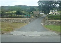 J0718 : Farmhouse and outbuildings north of the Carrickdale Hotel and Spa by Eric Jones