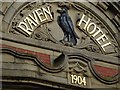 SD5805 : Detail on the Raven Hotel by Philip Halling