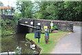 SO2414 : Bridge 103, Gilwern by M J Roscoe
