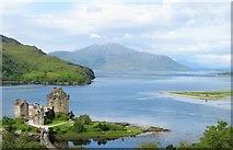 NG8825 : Eilean Donan Castle by Gordon Hatton