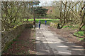 SE3153 : Bridge over Hookstone Beck by Derek Harper