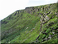 S3008 : Slope and Cliffs by kevin higgins