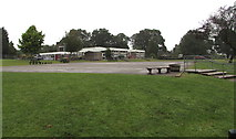 ST3091 : Closed until early September, Malpas Park Primary School, Newport by Jaggery
