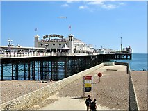 TQ3103 : Brighton Palace Pier by G Laird