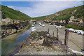 SM7423 : Porth Clais Harbour by Stephen McKay