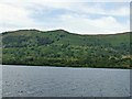 NY3919 : The north shore of Ullswater by Graham Hogg