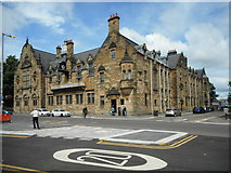 NS5565 : The Pearce Institute, Govan by Richard Sutcliffe