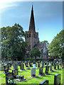 SD5503 : The Parish Church of St Matthew, Highfield by David Dixon