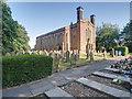 SD5404 : St John the Divine's Parish Church, Leatherhead Green by David Dixon