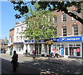 SS9512 : Boots opticians & hearing care, Fore Street, Tiverton by Jaggery