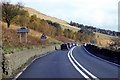 SK0899 : A628, Woodhead by David Dixon