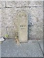 SH5772 : GPO cable marker on Holyhead Road, Bangor by Meirion
