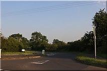 SP9386 : Stanion Road, Brigstock by David Howard