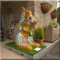NH5632 : Go Nuts Squirrel, Clansman Hotel by Craig Wallace