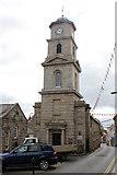 SW7834 : Town Hall, Higher Market Street, Penryn by Jo Turner
