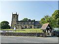 SE3428 : Holy Trinity church, Rothwell  by Stephen Craven