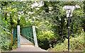 J3067 : Footbridge, Drumbeg, Dunmurry (July 2019) by Albert Bridge