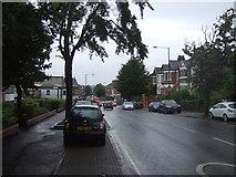TQ2890 : Colney Hatch Lane (B550), Muswell Hill by JThomas
