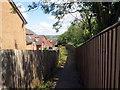 ST0180 : Llwybr yn Llanharri / Path in Llanharry by Alan Richards