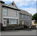 SN3859 : Old Bank House, Hill Street, New Quay by Jaggery