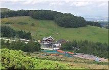 NT2466 : Ski Centre, Hillend Country Park by Jim Barton