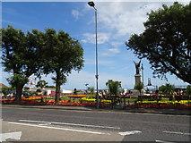 TM1714 : War Memorial Gardens by Gordon Griffiths
