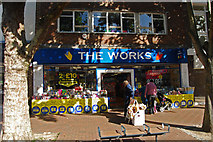 SZ6299 : High Street, Gosport (13) by Barry Shimmon