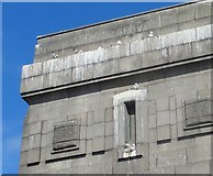 NZ2563 : Kittiwakes on the Tyne Bridge by Robert Graham
