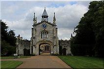 SE5947 : The Gatehouse of Bishopthorpe Palace by Chris Heaton