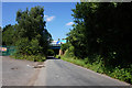 SE6122 : Rail bridge on Gowdall Road by Ian S