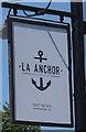 SE5923 : La Anchor bar & restaurant by Ian S