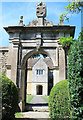 ST8159 : Gateway to Westwood Manor by Des Blenkinsopp