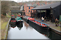 SO9491 : Canal arm and rolling mill - Black Country Living Museum by Chris Allen