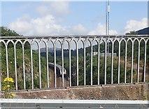J0613 : The 10.30hrs ex Belfast Lanyon Place Enterprise service approaching bridge OBB159 by Eric Jones