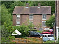 SJ6604 : Mill House Cottages, Coalbrookdale by Richard Law