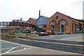 SJ2929 : Cambrian Railway Workshops, Oswestry by Chris Allen