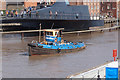 TA1028 : Tug boat Gillian Knight by Ian S