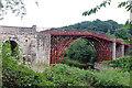 SJ6703 : The Iron Bridge, Ironbridge by Chris Allen