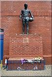 NS5564 : The Ibrox Disaster Memorial by Steve Daniels