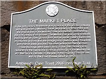 NY3704 : The Market Place by Michael Dibb